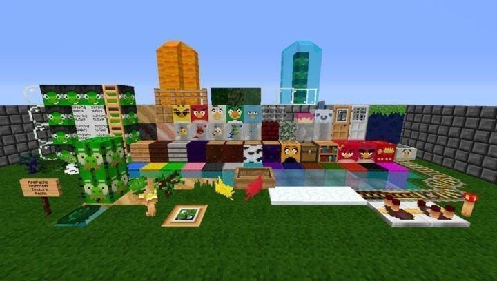 Текстуры Angry Birds