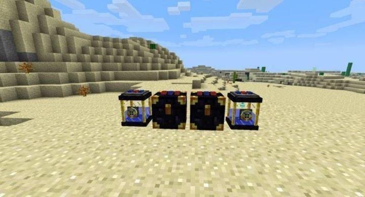 Ender Storage для Minecraft 1.6.4