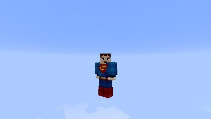 Мод на супергероев для Майнкрафт