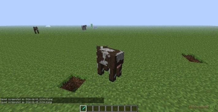 Превращение в корову