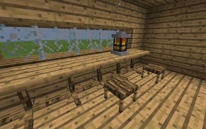 Мод на мебель на майнкрафт 0.14.0