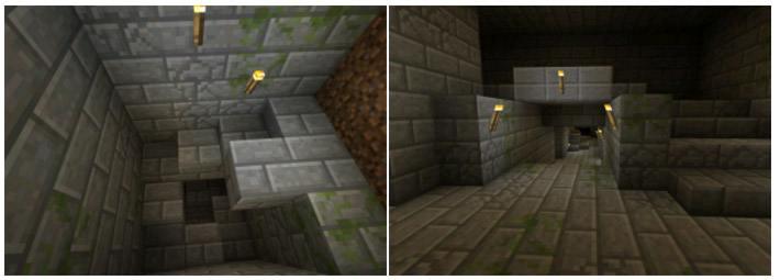 dungeon-village