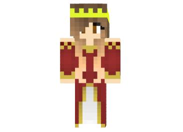 Medieval-queen-skin