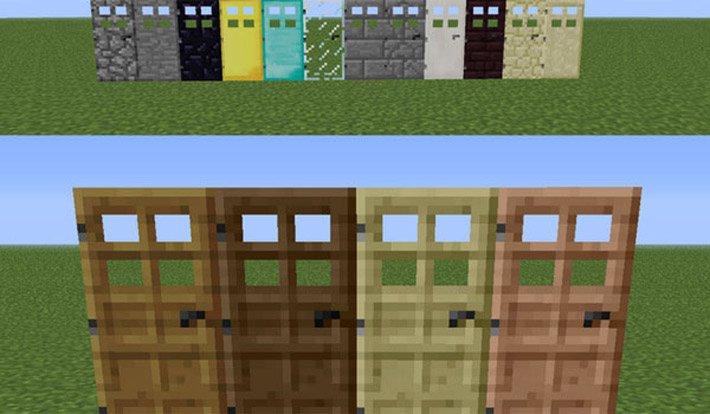 12 новых дверей