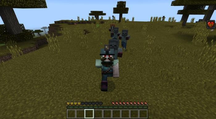 Зомби будут преследовать вас постоянно и станут быстрее