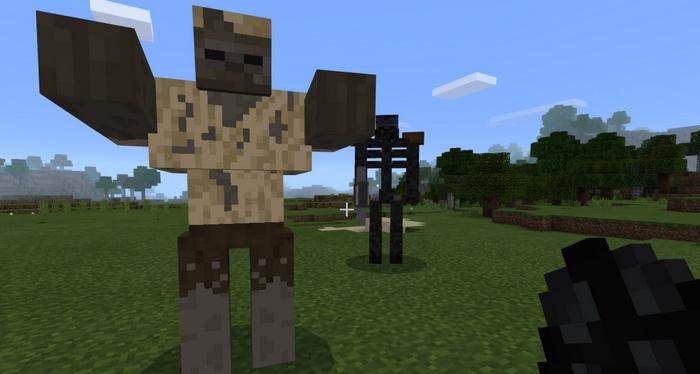 Хаск и скелет-иссушитель мутанты