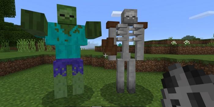 Зомби-мутант
