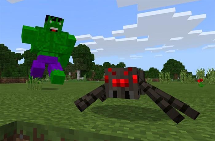 Халк против паука