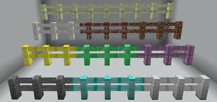 Заборы из разных материалов: алмазные, золотые, железные