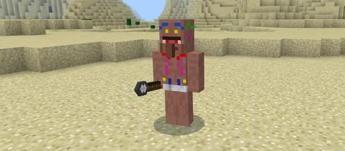 Древнеегипетский воин из преисподней