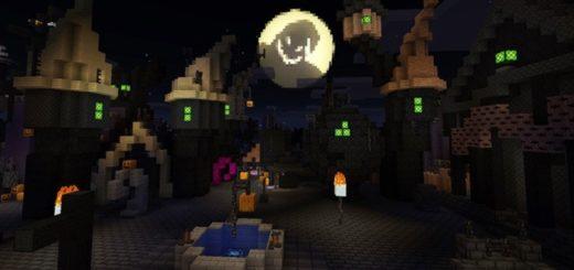 Город на Хэллоуин