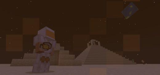 Пирамиды на другой планете