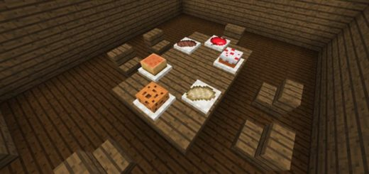 Еда на тарелках