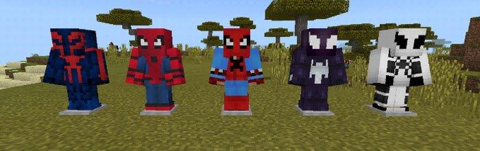 Костюмы Человека-паука