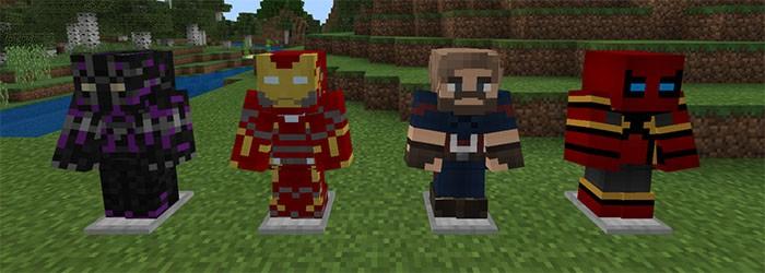 Железный человек, Капитан Америка