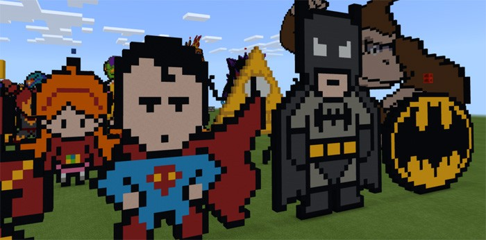 Бетмен и Супермен