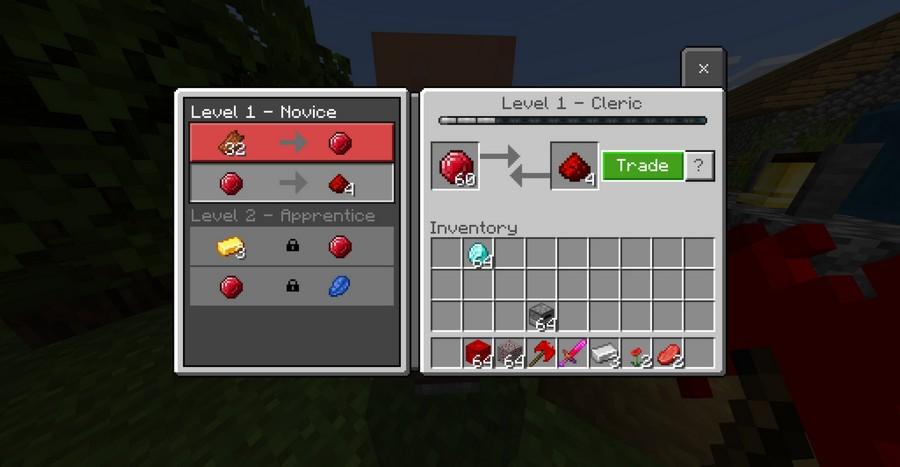 Торговля рубинами