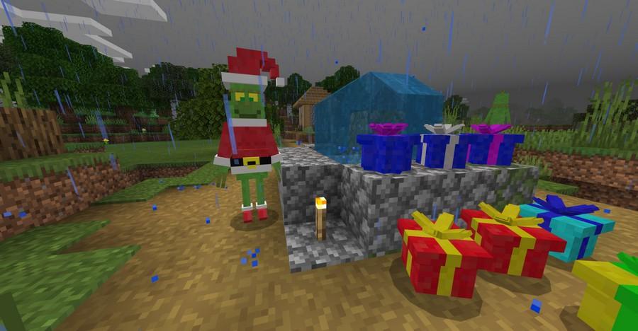 Гринч и подарки