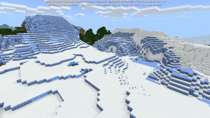 биом Ледяных гор