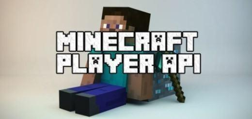 minecraft-player-api
