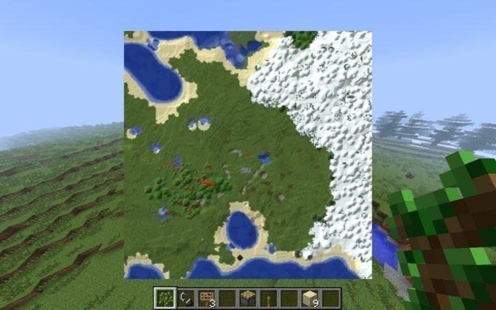 мод на мини карту для майнкрафт 1 12 2 - YouTube