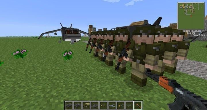 Flans mod 1. 5. 2 download minecraft forums flan's mod 1. 7. 10, 1. 7.