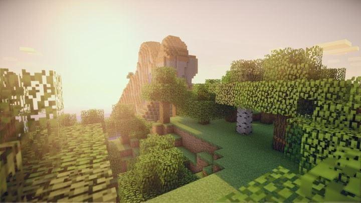 GLSL Shaders для Minecraft