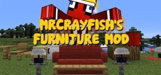 mrcrayfish-furniture-mod