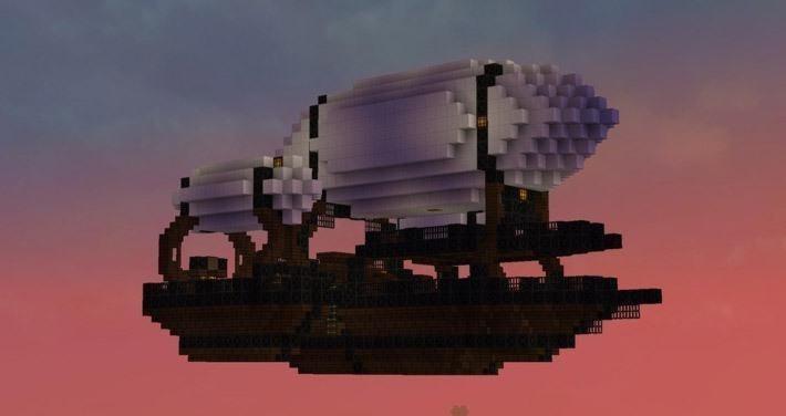 Archimedes Ships для Minecraft 1.6.4