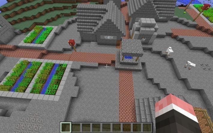 Mo'Villages для 1.6.4