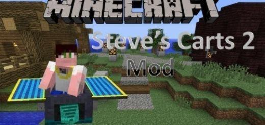 steve-carts-2-mod