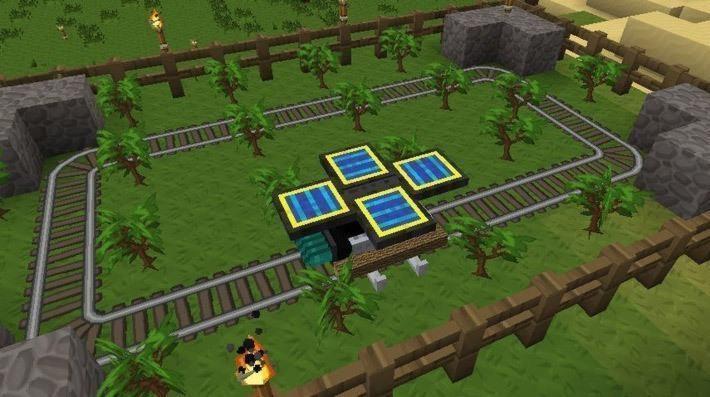 Steve Carts для Minecraft 1.6.4