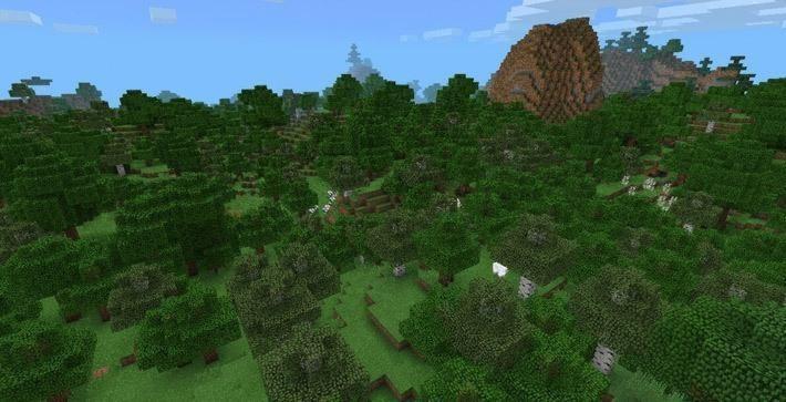 Extreme Render Minecraft 0.9.5