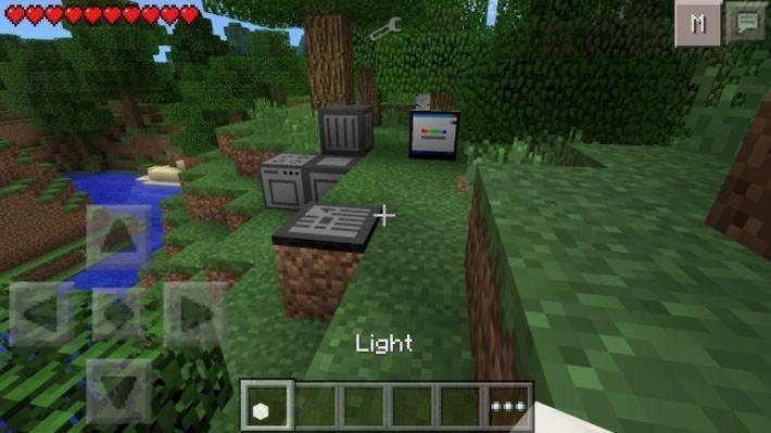 Скачать мод на блок удачи для Minecraft PE 0.10.4