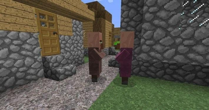 villager-drops-screenshoot