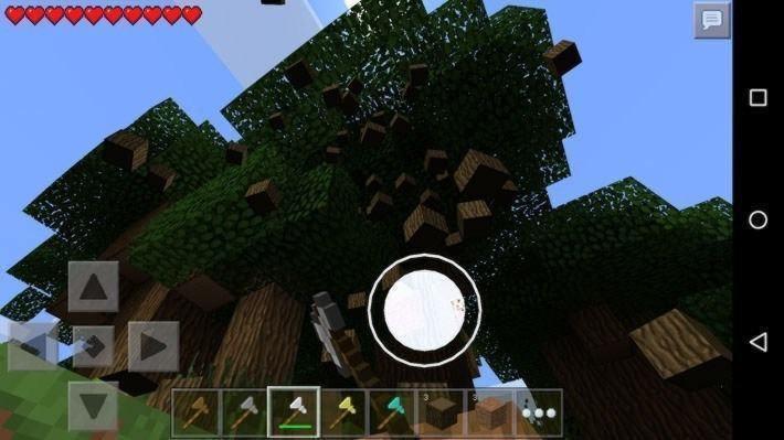 TreeLogger для Minecraft 0.10.4
