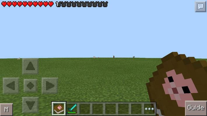 craftable-mobs-pe-screenshoot-1