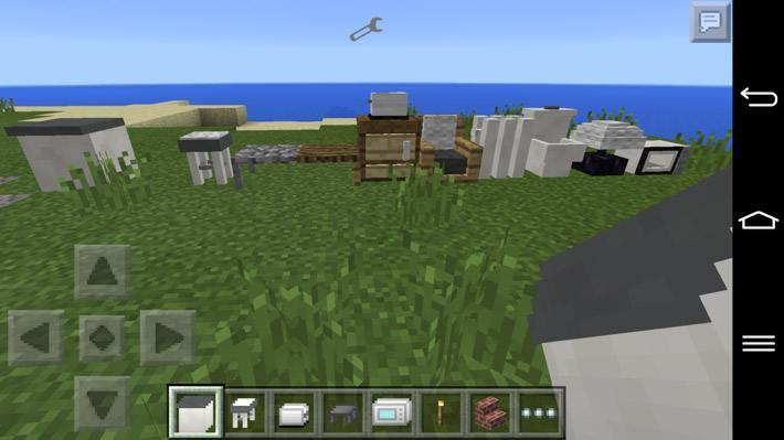 Скачать мод на мебель для minecraft pe 0. 11. 1.