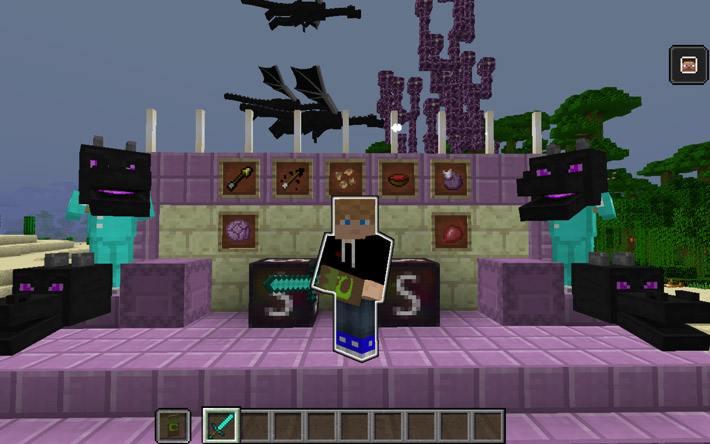 Скачать minecraft 19 бесплатно - 01ae