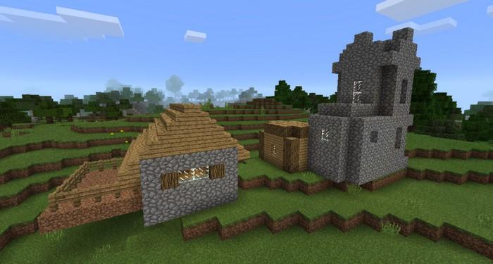 Быстрая постройка домов
