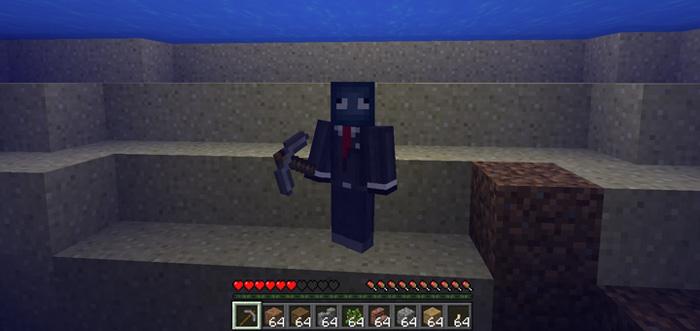 Можно будет дышать под водой в Minecraft