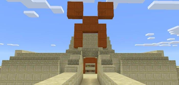 скачать приключенческую карту для Minecraft img-1