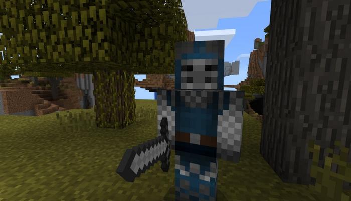 В деревнях также будет появляться рыцари-охранники