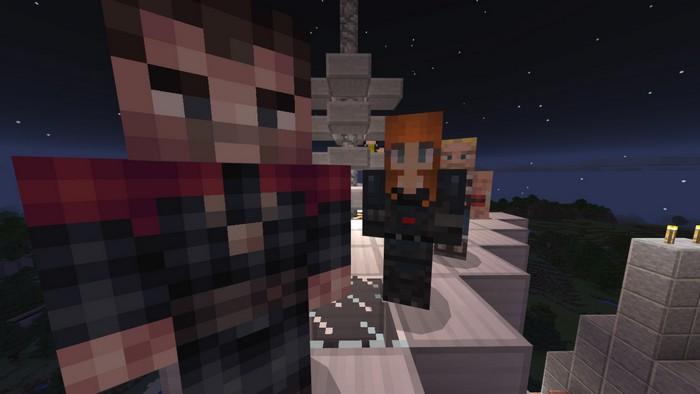 Мстители на своей башне: Доктор Стрэндж, Тор и Вдова