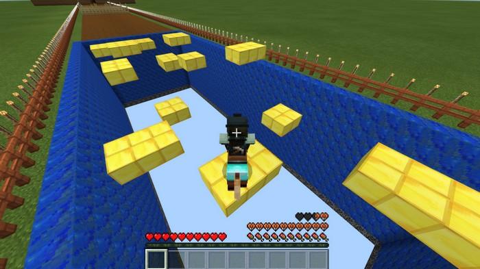 скачать паркур карту паркур для Minecraft 1 - фото 8
