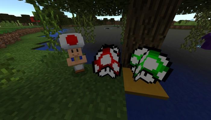 Волшебные грибы и Тод