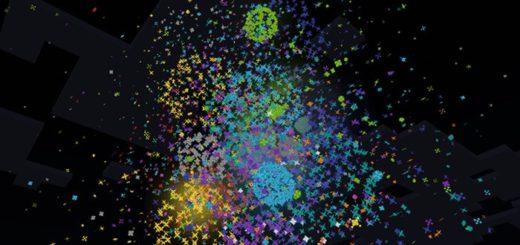 Взрыв 10000 фейерверков