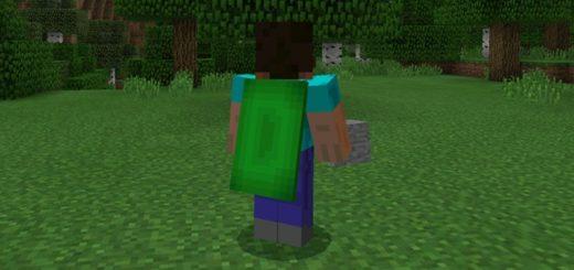 скин листвы для minecraft