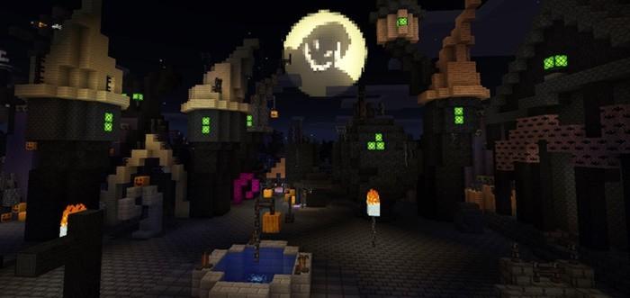 Хэллоуин в Майнкрафт