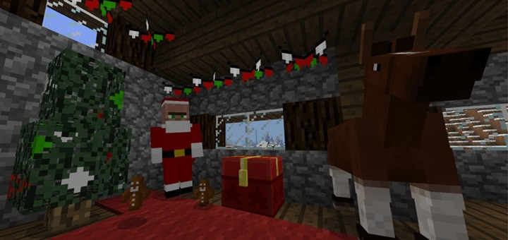 Санта Клаус и подарки